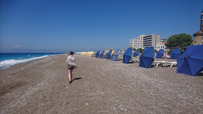 Rhodes city beach.JPG