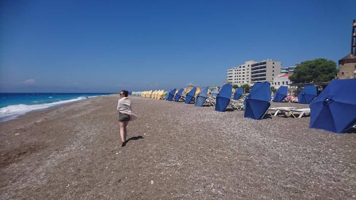 Rhodes city beach.JPG