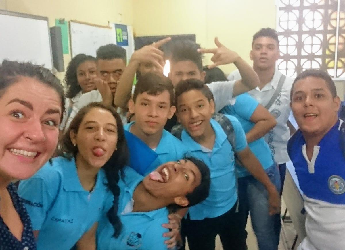 class selfie.JPG