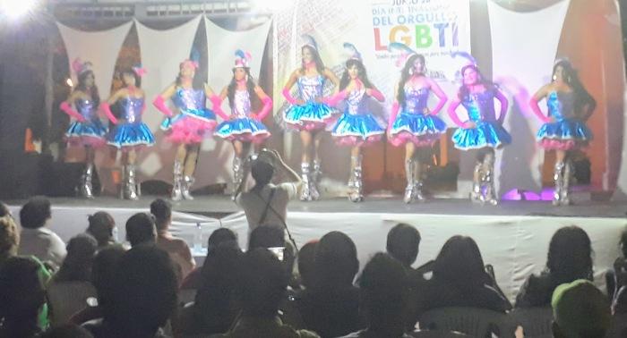 Pride and Prejudice in SantaMarta
